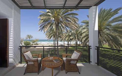 Chedi Club Suite Seaview